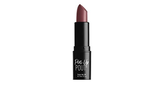 NYX Pin-Up Pout Lipstick in Flashy