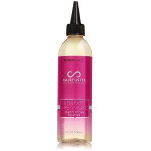 Hairfinity beneath he Weave Scalp Purifying Shampoo