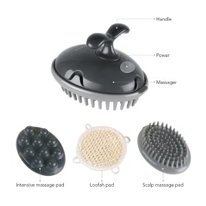 MARNUR Scalp Massager