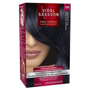 Vidal Sassoon London Luxe 1bb Midnight Muse Blue
